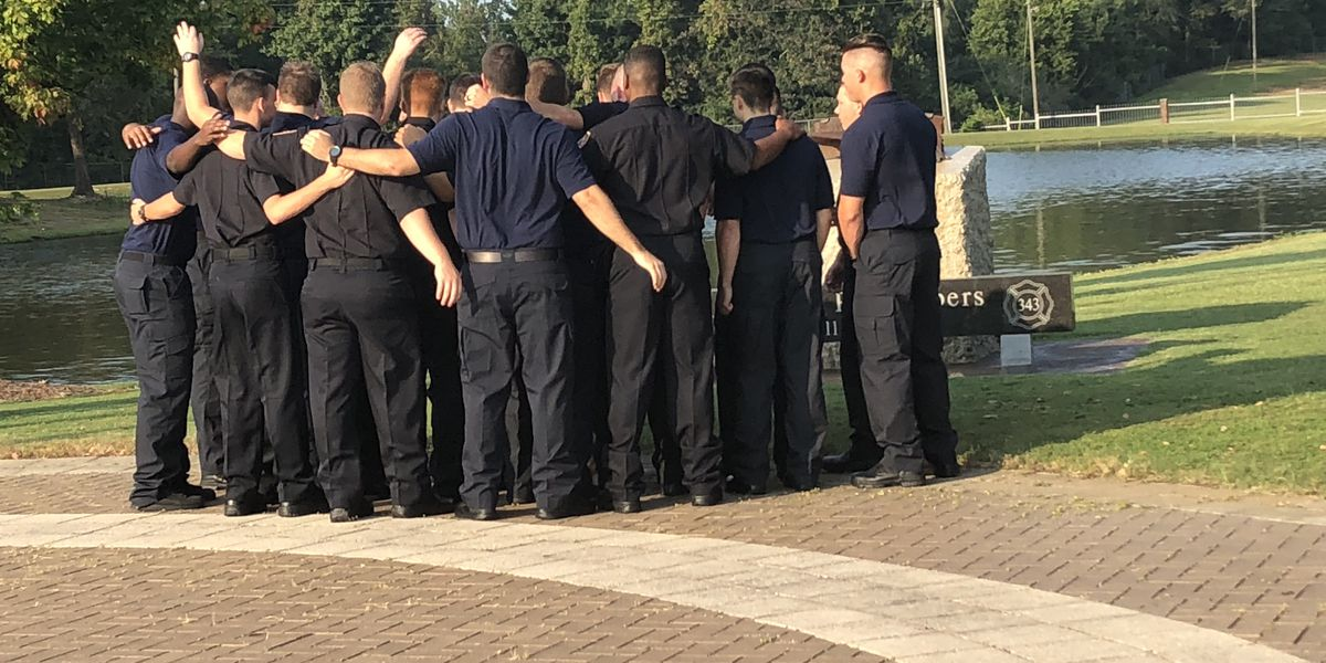 Alabama Fire College recognizes the anniversary of September 11th