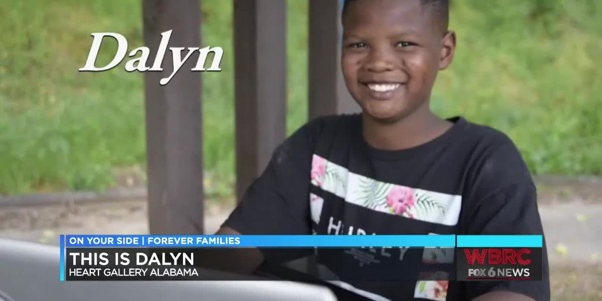 Heart Gallery Alabama: Dalyn