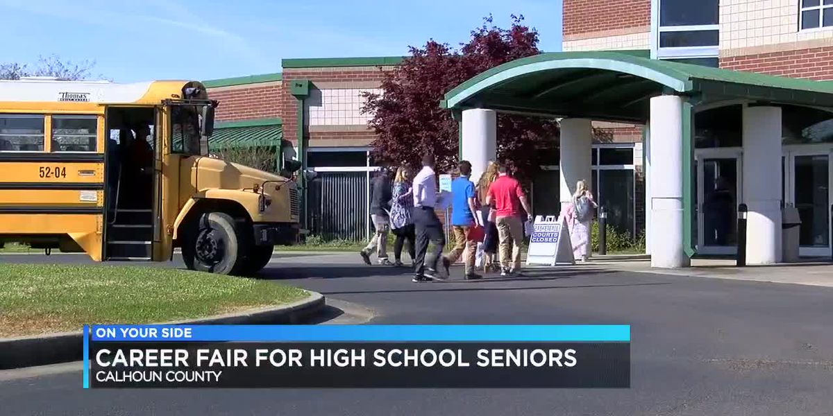 Calhoun Co. career fair for HS seniors