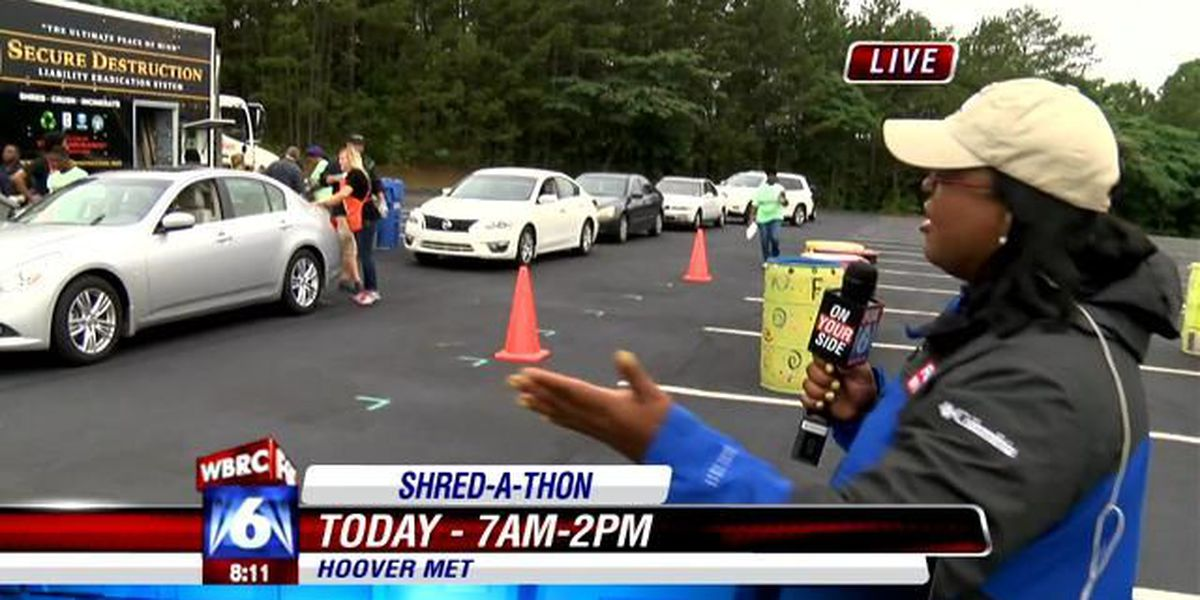 Shred-A-Thon, Color Run and a Hydrangea Workshop