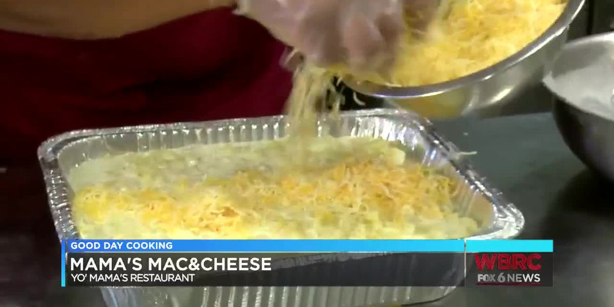 Yo Mama's Mac and Cheese