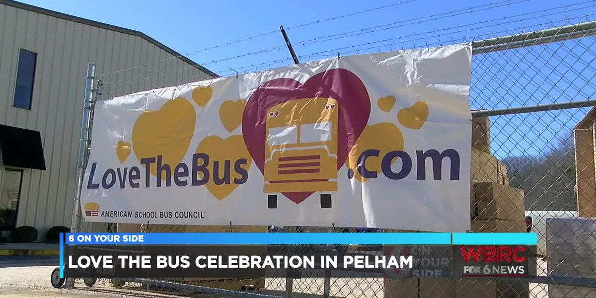 Love the Bus celebration in Pelham