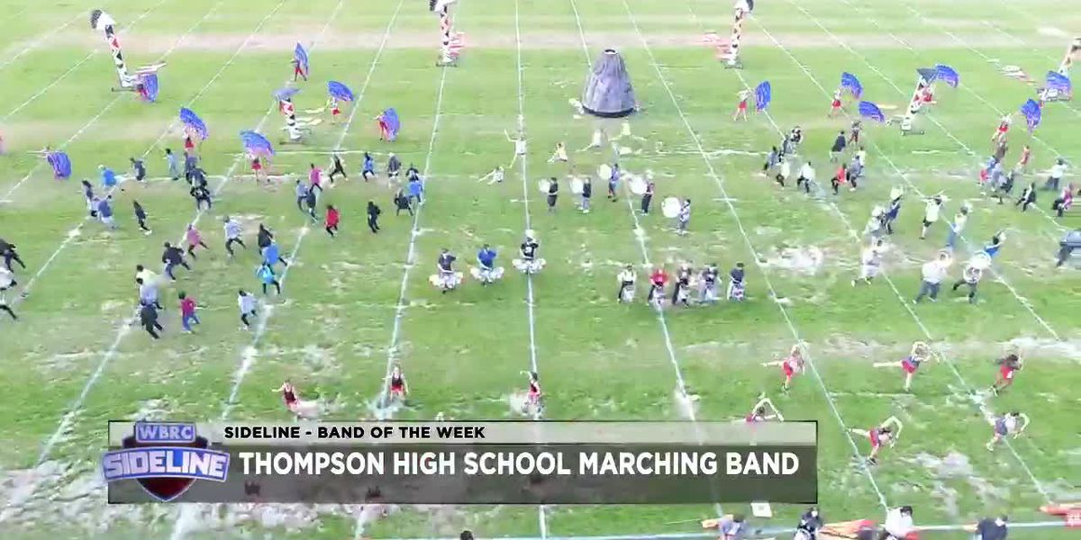 Sideline 2019 week 14 Band of the Week