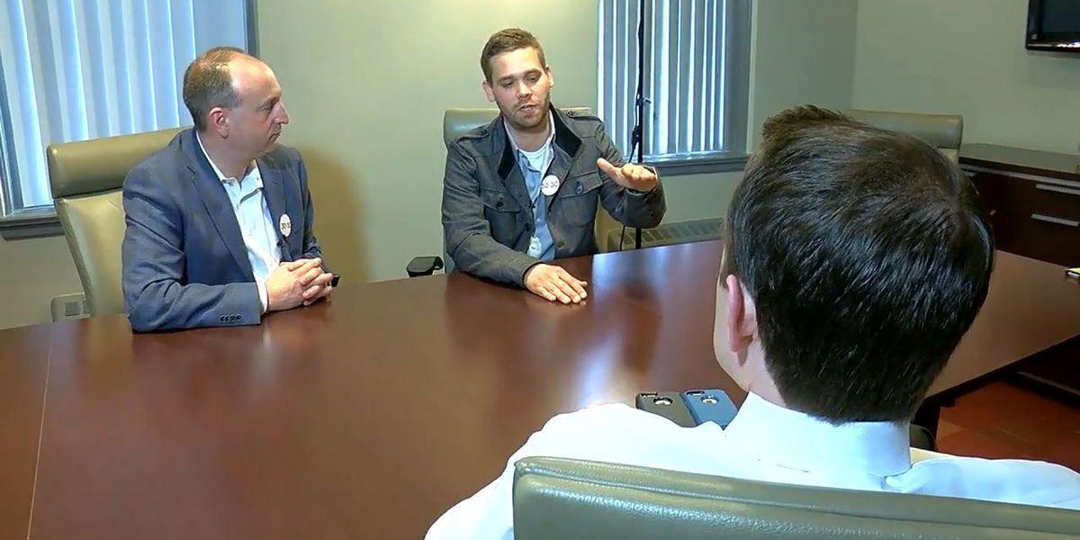 Victim of convicted child predator breaks his silence