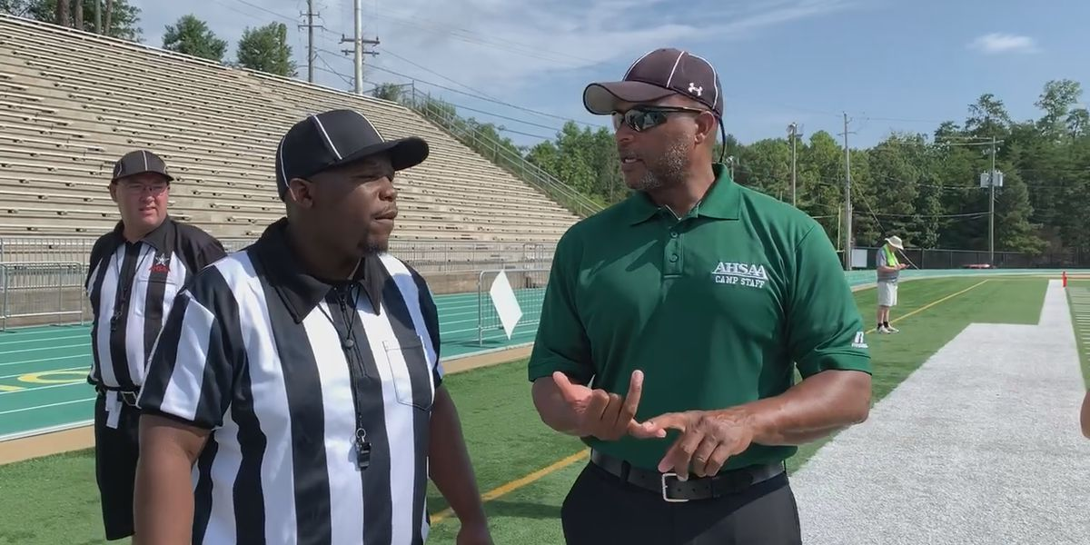 AHSAA in need of football officials as season inches closer