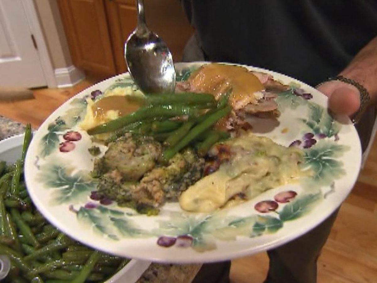 Thanksgiving costs down, again, this year