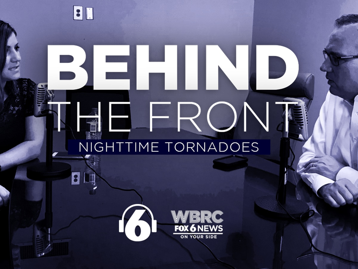 Behind the Front: Nighttime Tornadoes