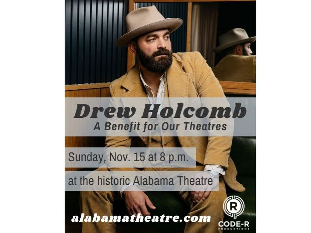 A benefit concert for Alabama and Lyric Theatres