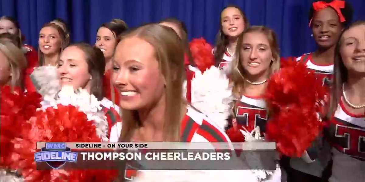 Sideline 2019 cheerleaders of the week