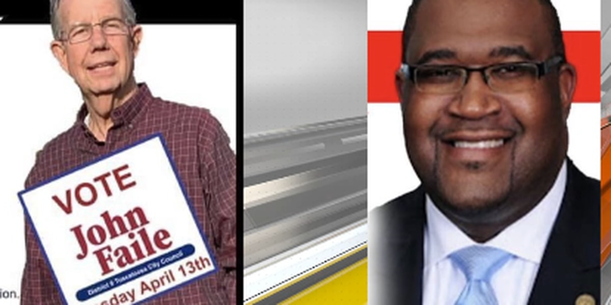 Two new names for Tuscaloosa City Council after runoff races