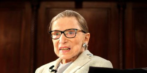 Ginsburg will miss Supreme Court arguments for the 1st time
