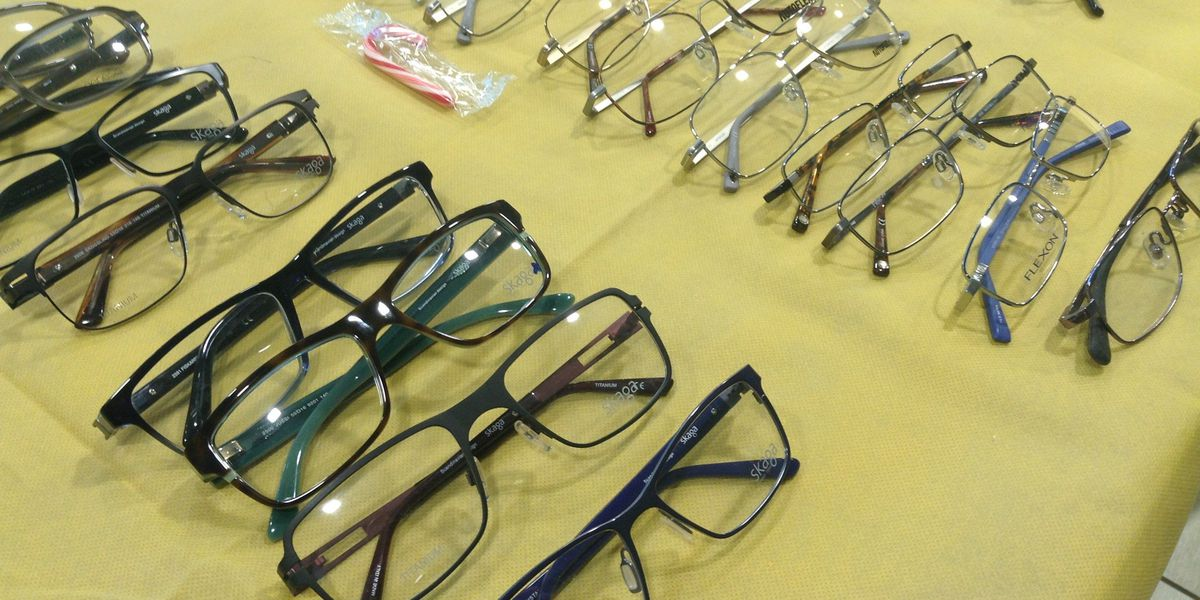 'Eyes are the window to the soul': UAB School of Optometry offers free eye clinic