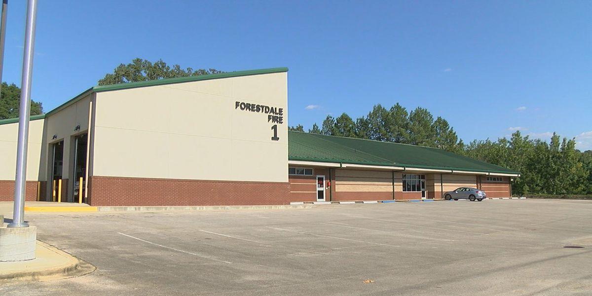 Forestdale Fire Department lacks mattresses for dorms