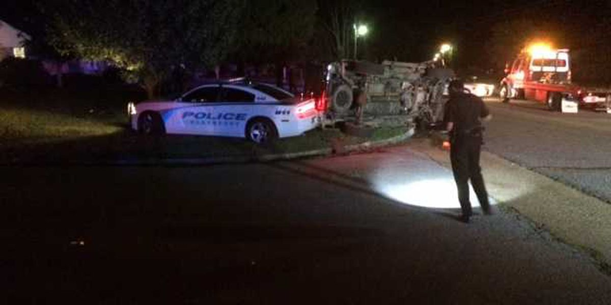 18-year-old arrested for DUI after wreck involving Northport police officer