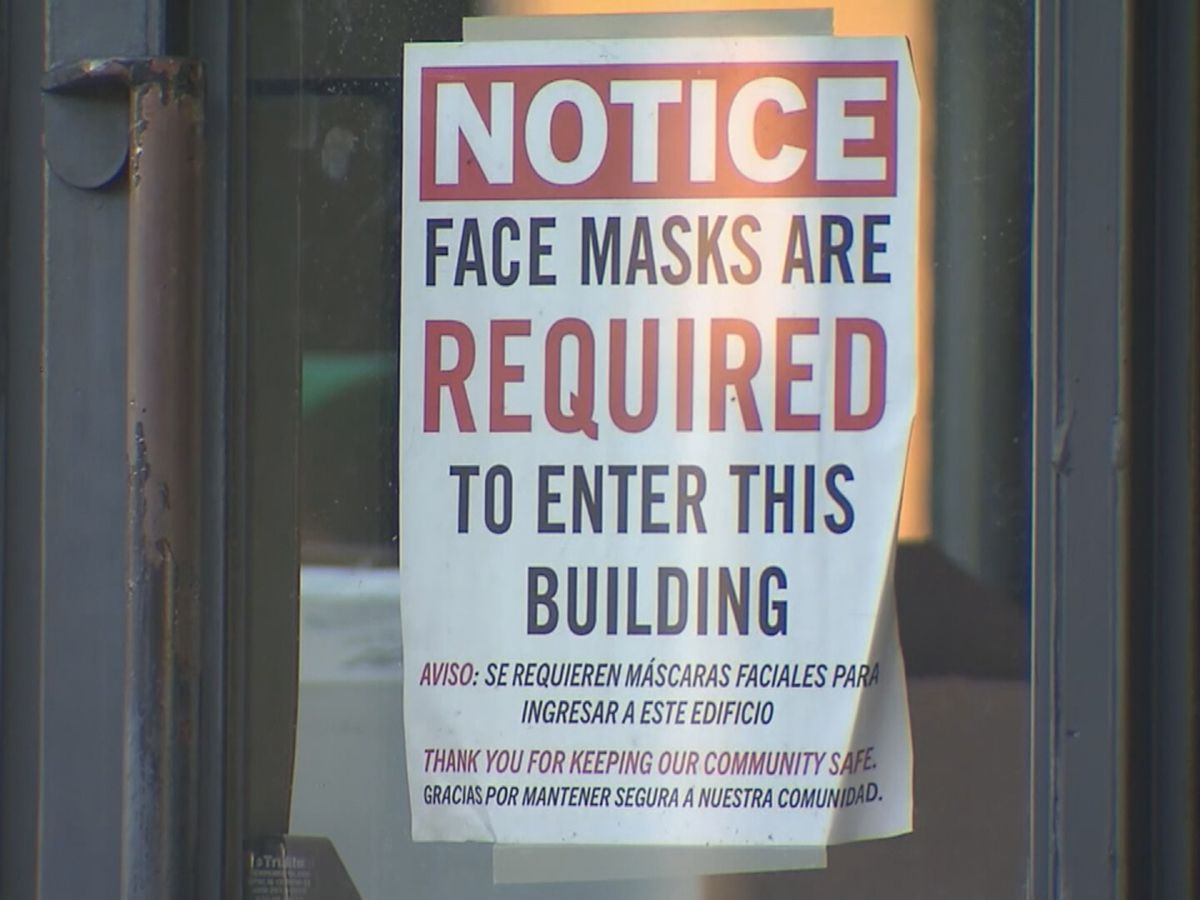 What does the updated mask order mean for local bars and restaurants?