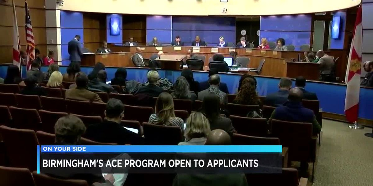 Birmingham's ACE program open to applicants