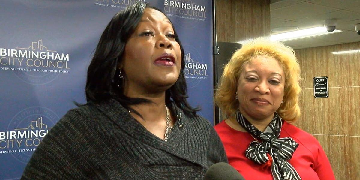 Last Birmingham City Council meeting for two councilwomen