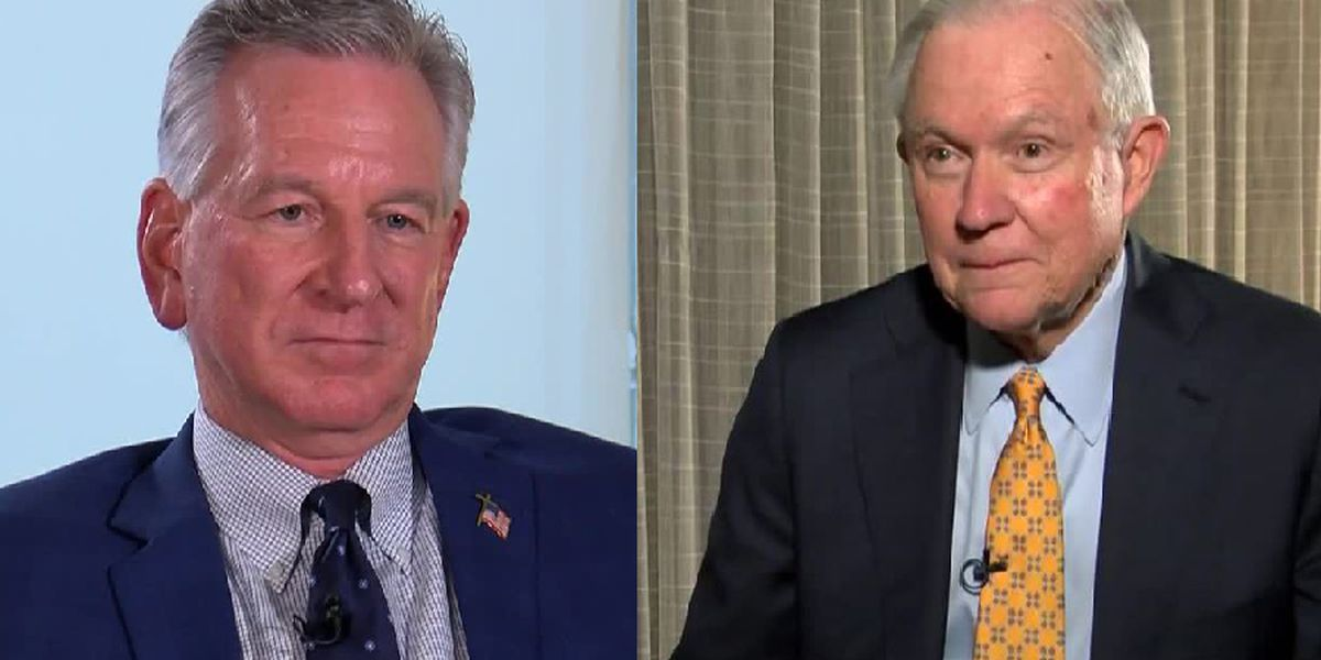 New poll shows Sessions closing gap with Tuberville