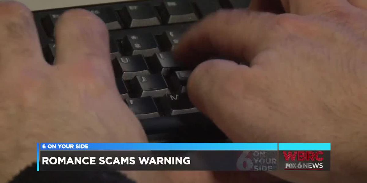 Romance scams warning