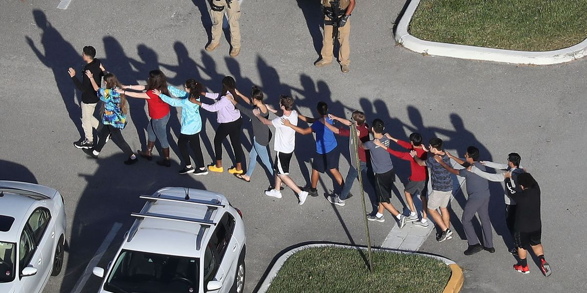 How have school safety plans changed 1 year since the Parkland shooting?