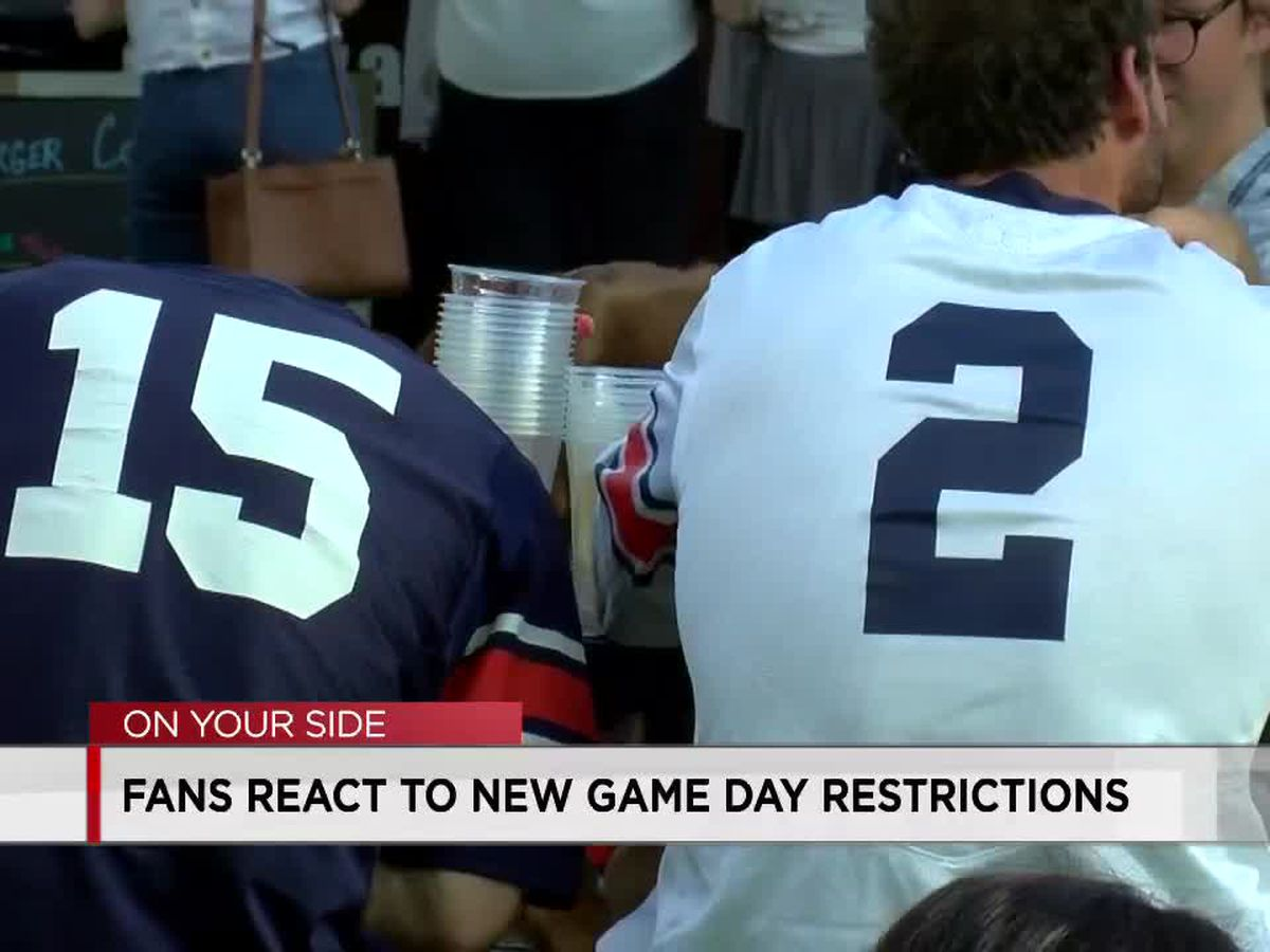 Fans happy to have SEC football back even with stadium restrictions
