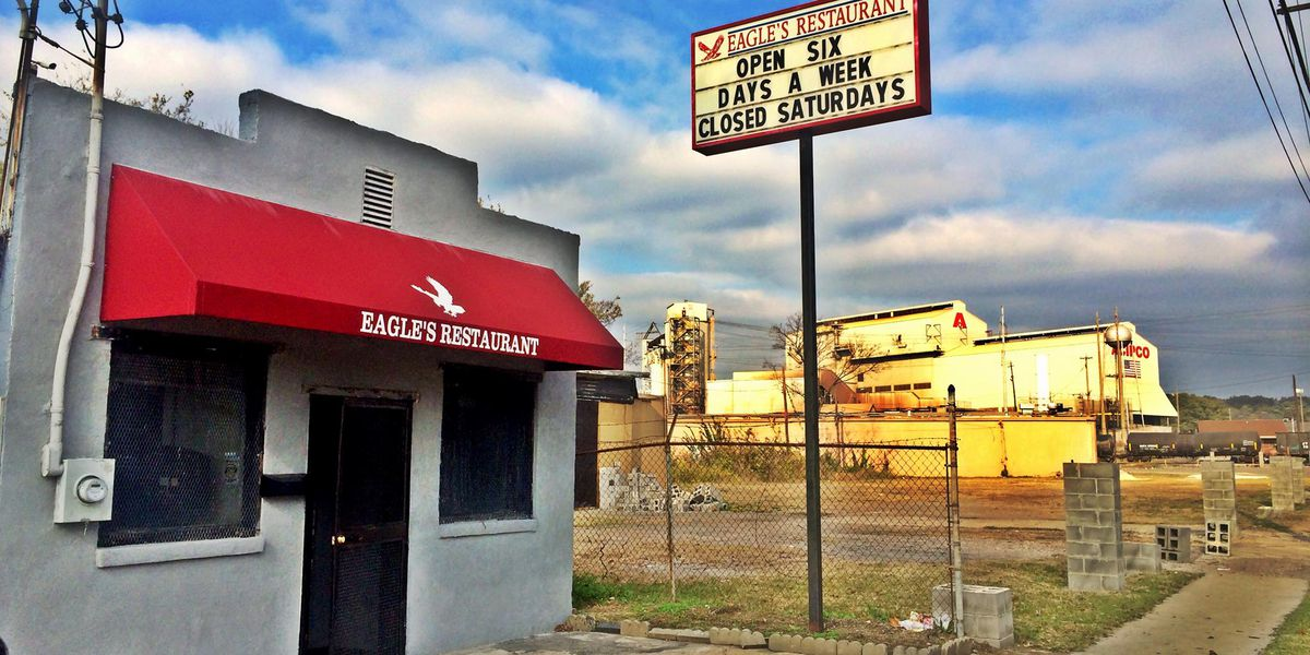Eagle's Restaurant in Birmingham reopens after being closed since March