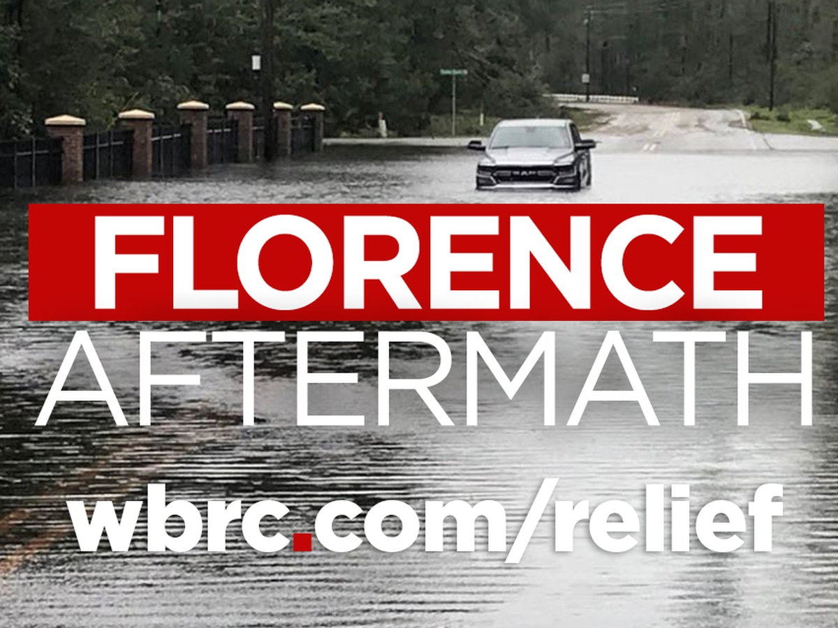 Help people affected by Hurricane Florence by donating to the Salvation Army