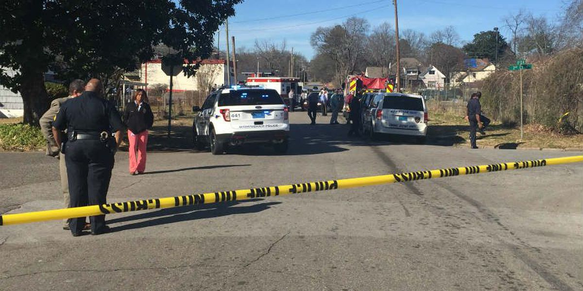 Witnesses say suspect fired shots at homicide victim as she ran away