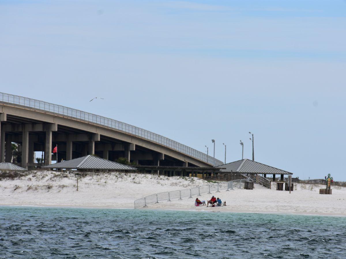 Portion of Orange Beach closed ahead of Spring Break