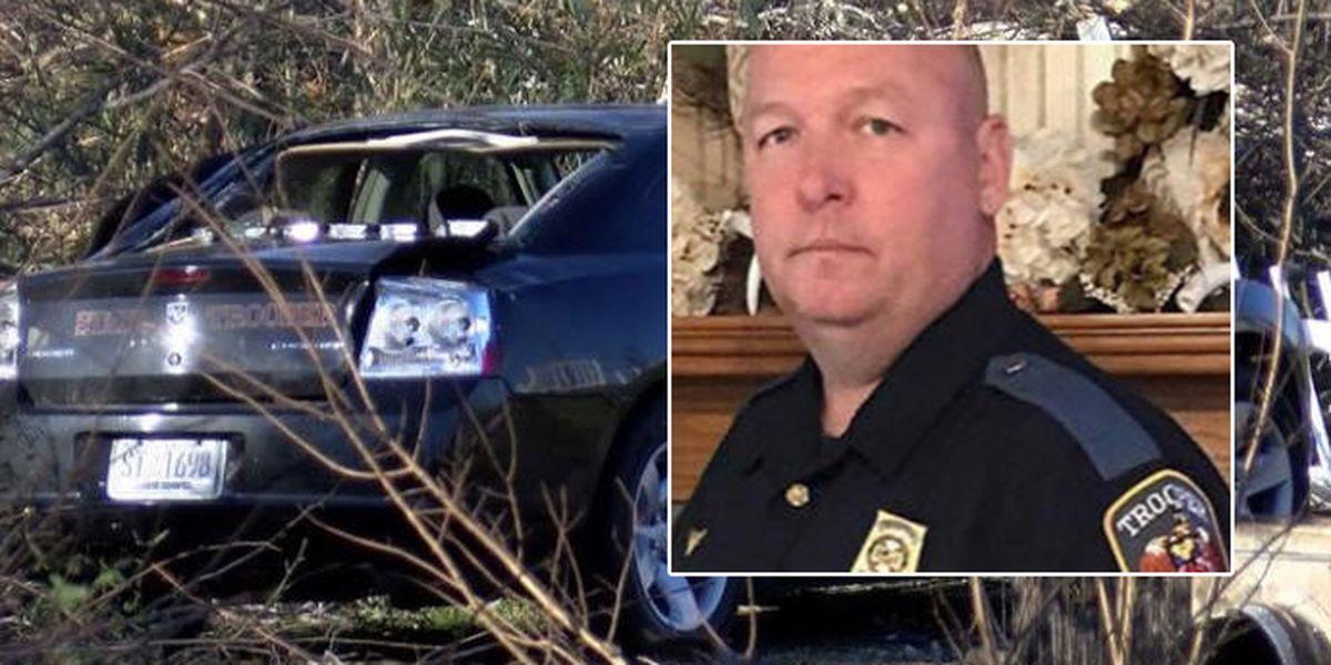 Trooper's daughter recalls horror of tornado sucking up family home