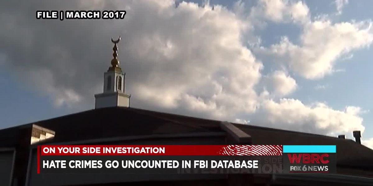 Hate crimes go uncounted in FBI database