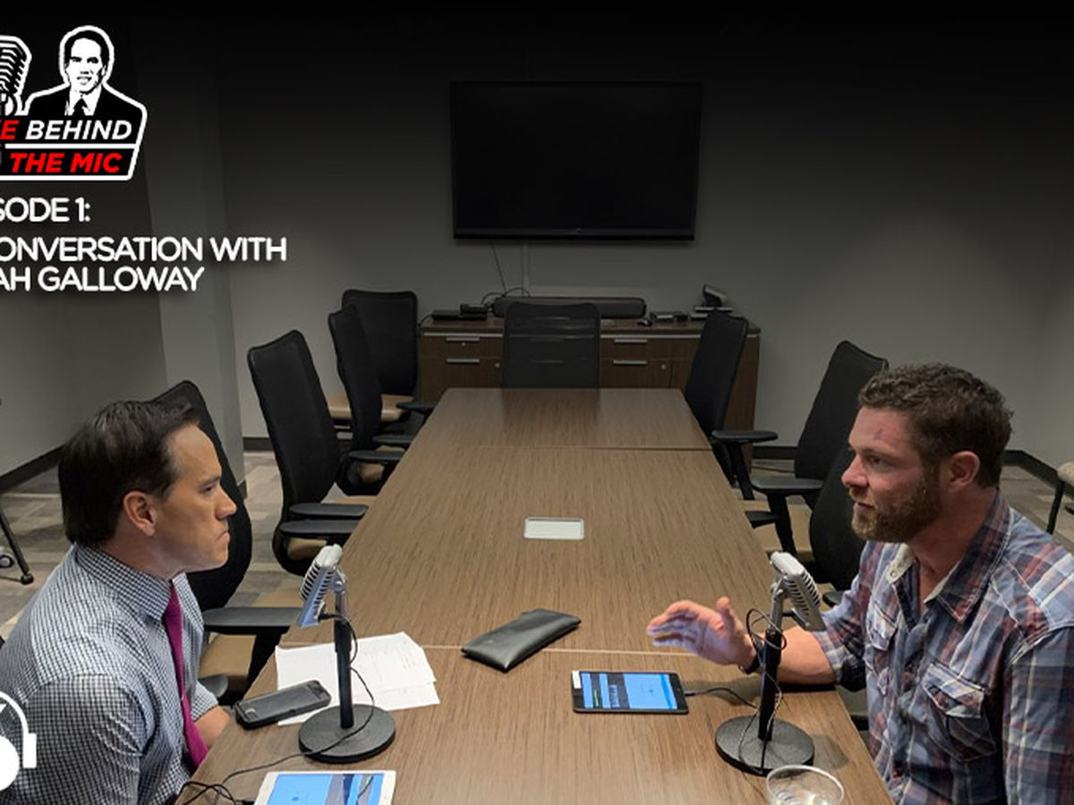 Mike Behind the Mic: A Conversation with Noah Galloway