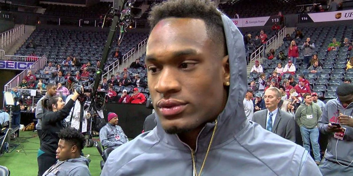 Mack Wilson hits on the field & on social media