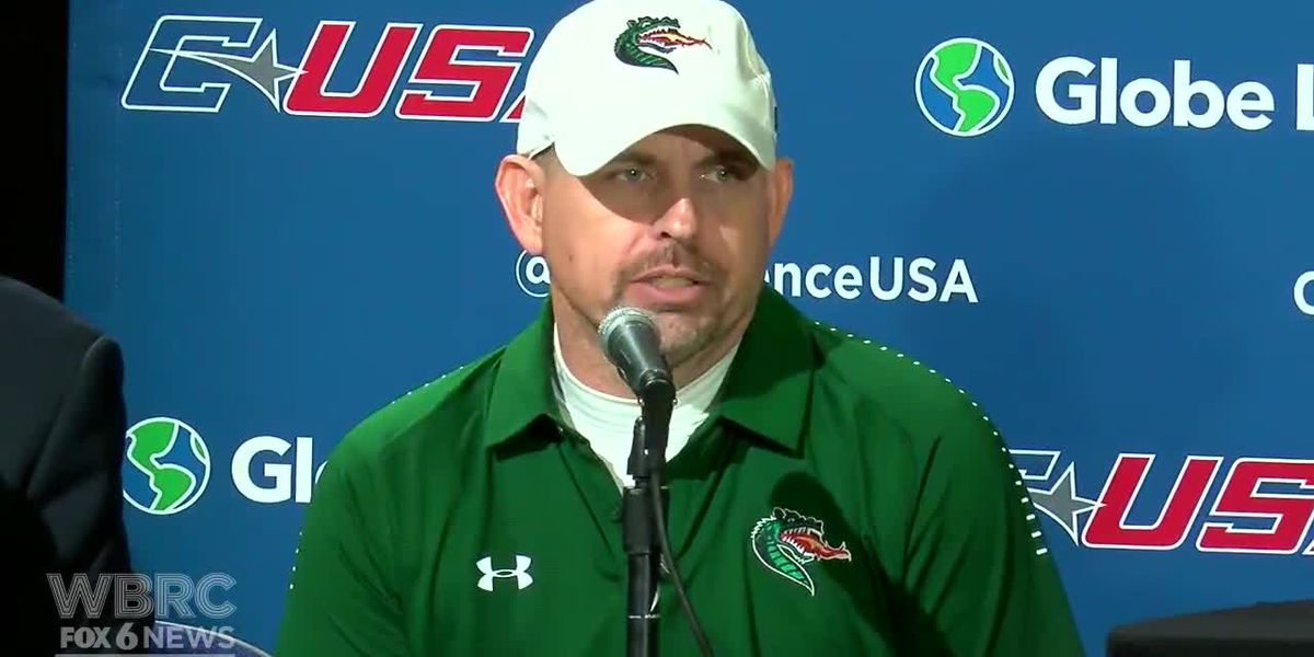 VIDEO: UAB coach, players talk Conference USA Championship win