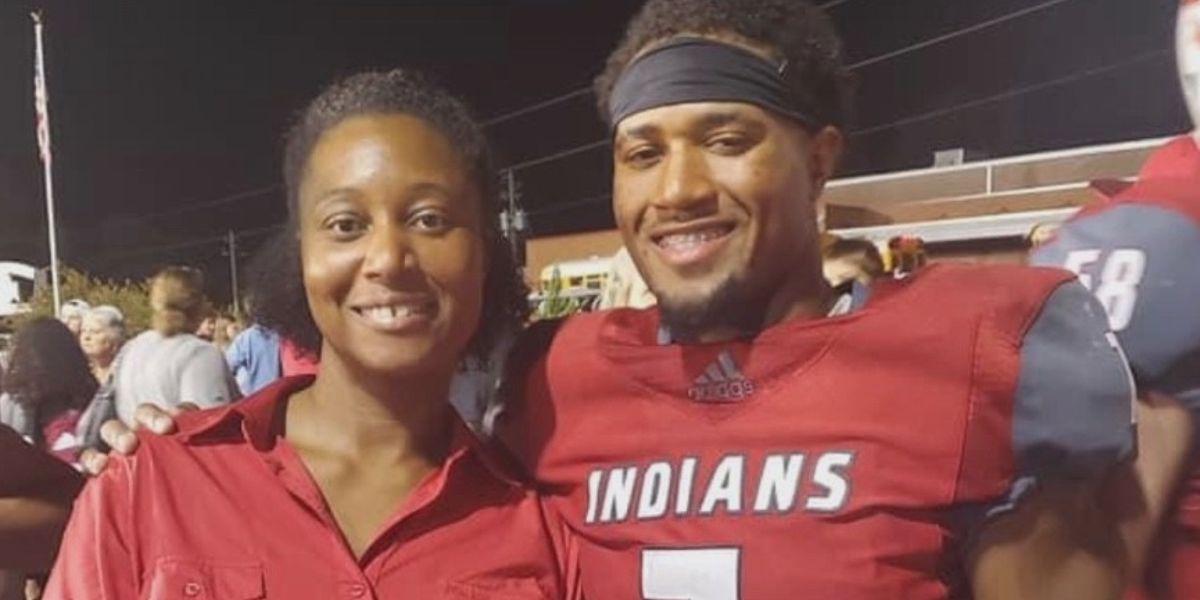 Playing Through Heartbreak: Ohatchee's Domonique Thomas dedicates football season to family members killed in tornado