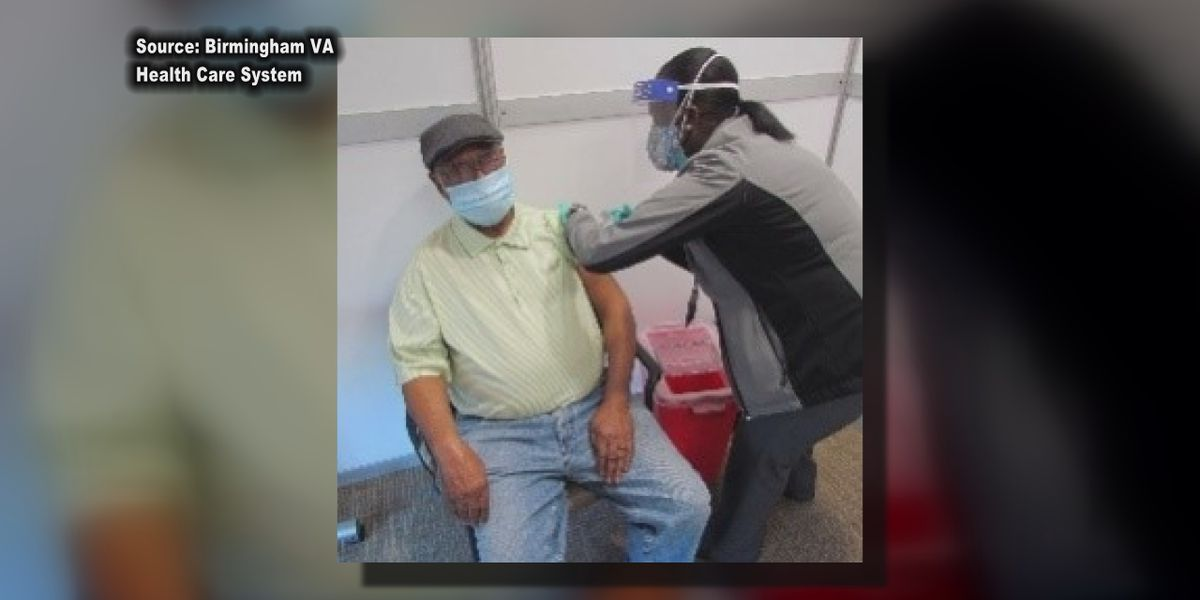 Birmingham VA to vaccinate eligible veterans at United Way Building Monday
