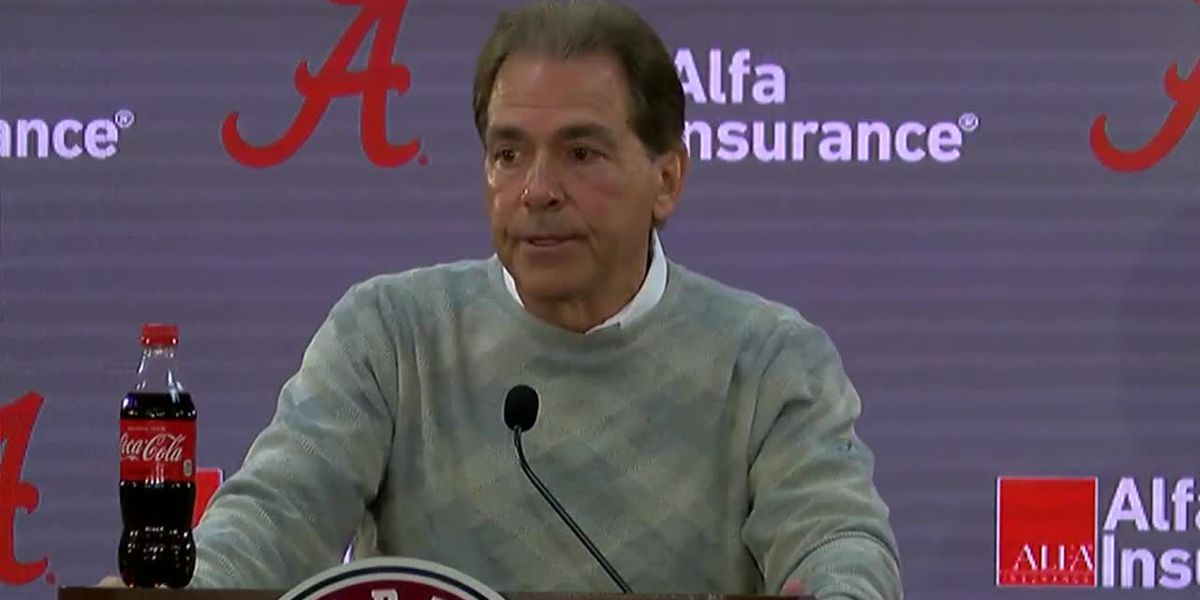 VIDEO: Coach Saban addresses the media ahead of the SEC Championship game