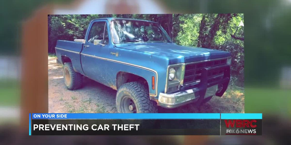 Preventing car theft in Shelby County