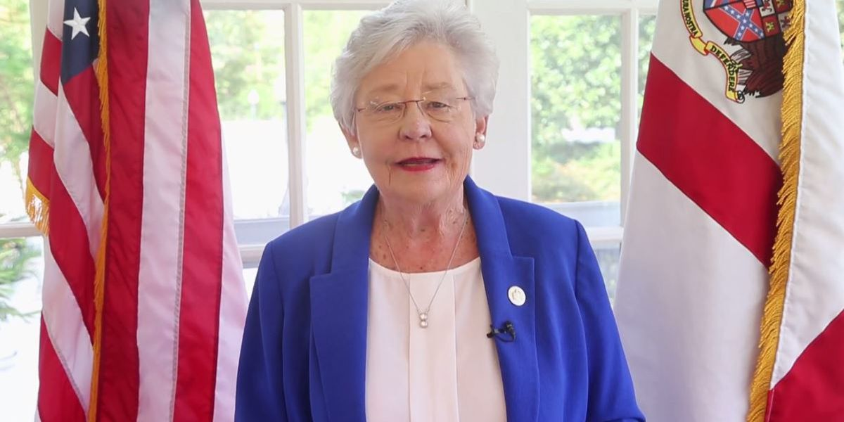 Lawmakers sent well wishes to Governor Kay Ivey