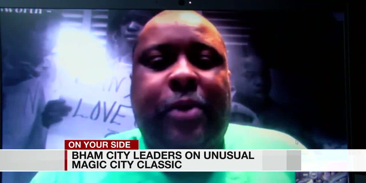 Bham leaders on magic city classic