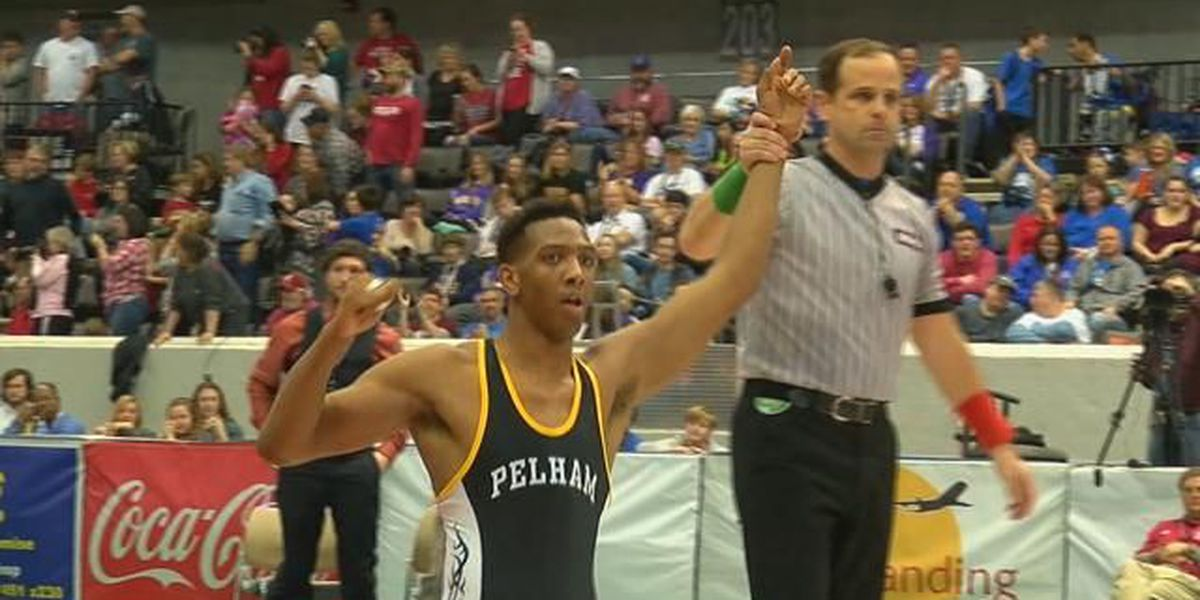 The story behind state wrestling champion Hasaan Hawthorne