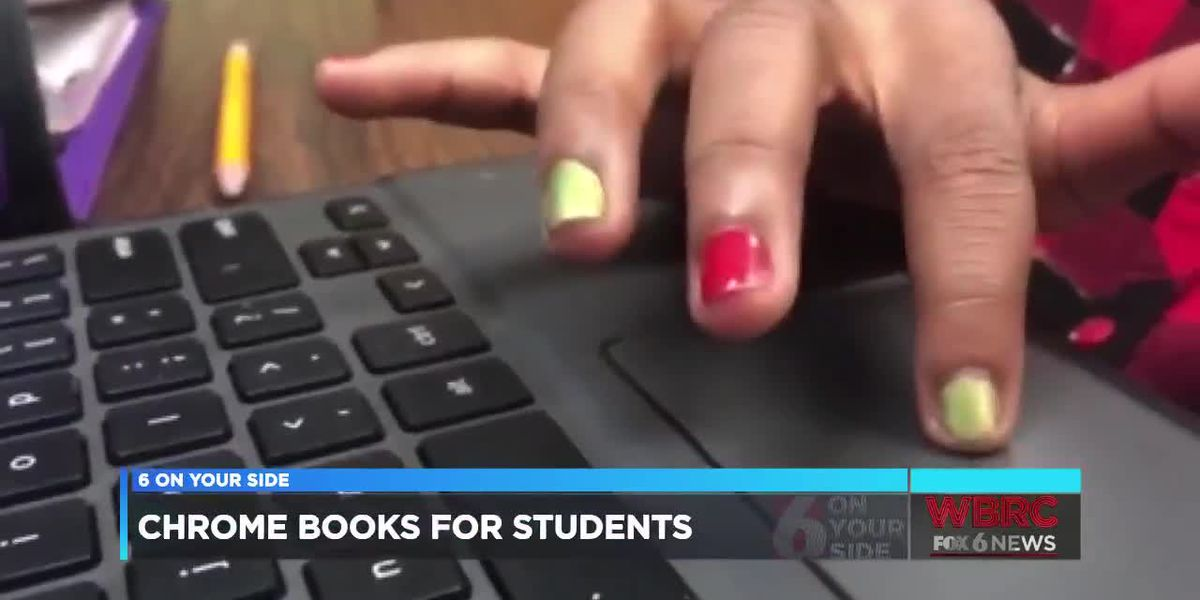 Chromebooks for students