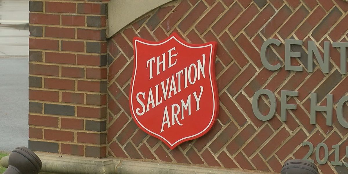 The Kirklin Clinic of UAB collecting donated shoes for the Salvation Army