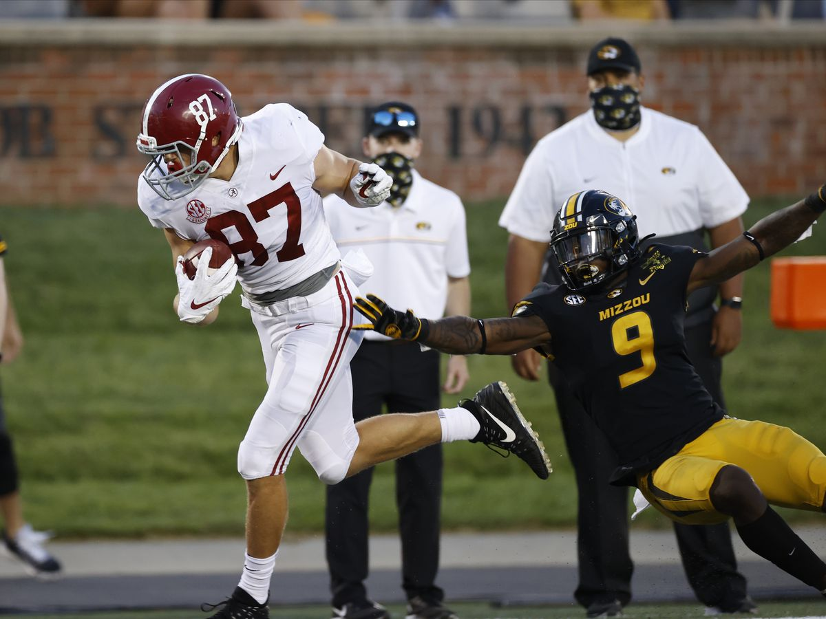 Stellar Alabama execution overwhelms Missouri in season opener