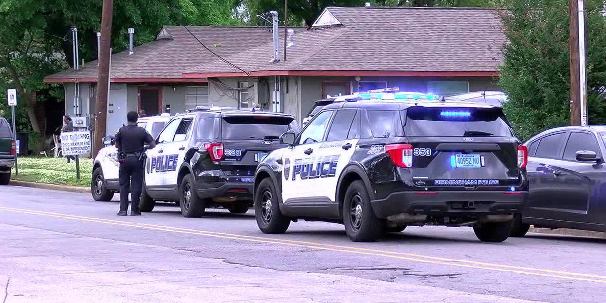 Birmingham Police investigate shooting