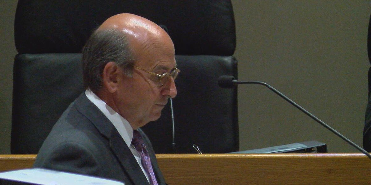 Mayor Frank Brocato and Hoover City Council approve city budget