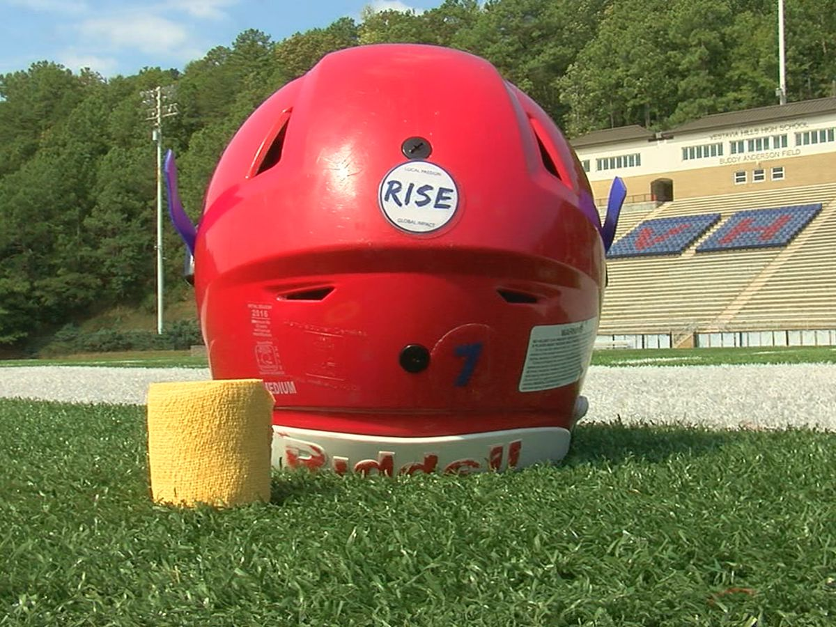 Vestavia Hills, Mountain Brook going gold for childhood cancer