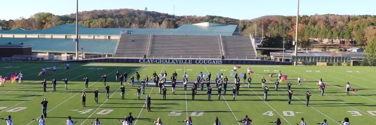 VIDEO; Clay-chalkville H.S. Band of the Week
