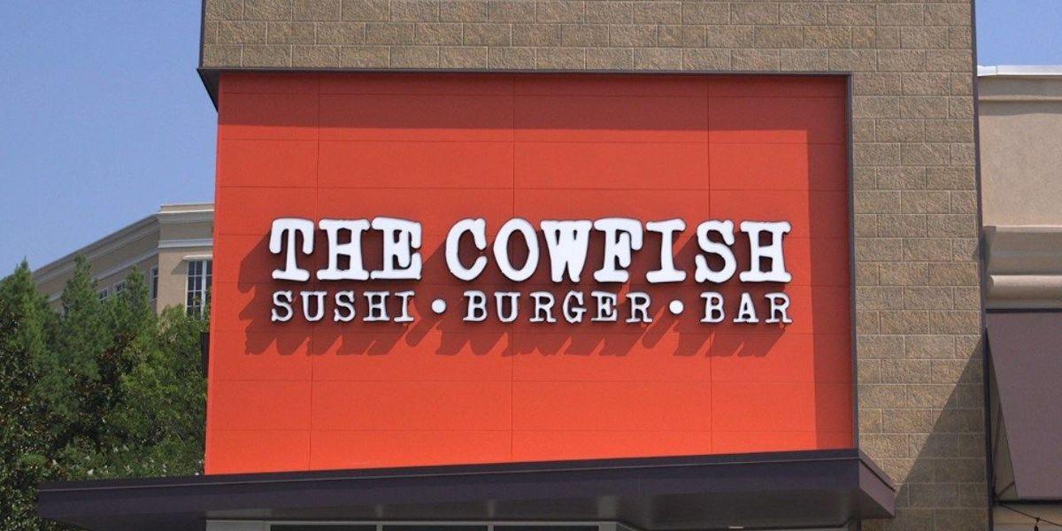 The Cowfish Sushi Burger Bar opens in Birmingham