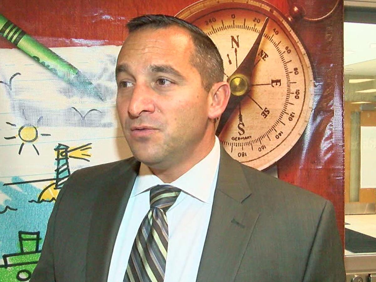 Tuscaloosa city schools superintendent talks failing schools list